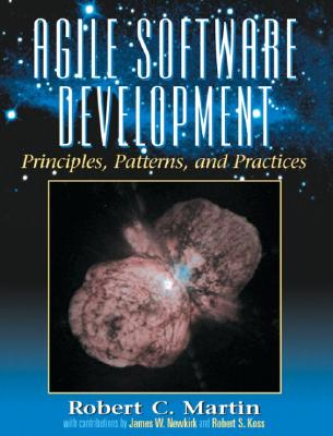 Agile Software Development By Martin, Robert Cecil